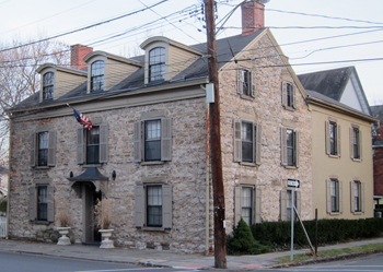 Maiden Lane stone house
