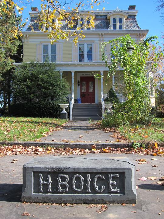 Fair St_ Boice House